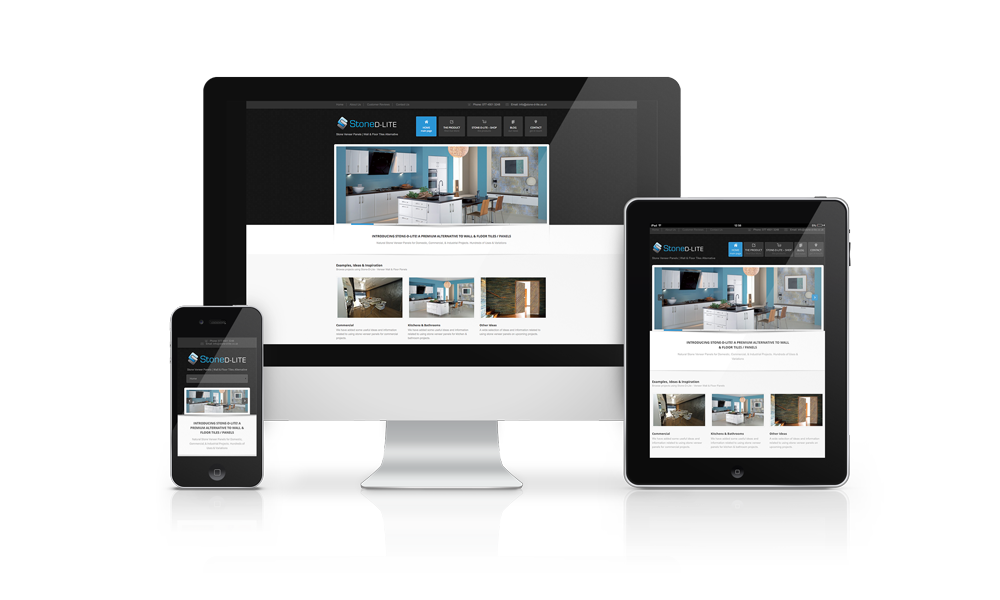 Responsive Website Design Glasgow Scotland