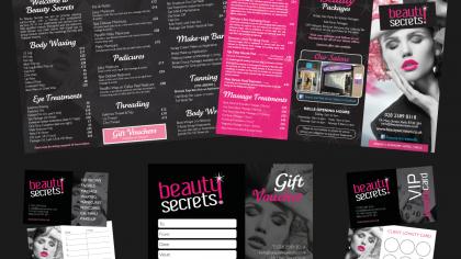 Beauty Salon Design and Marketing