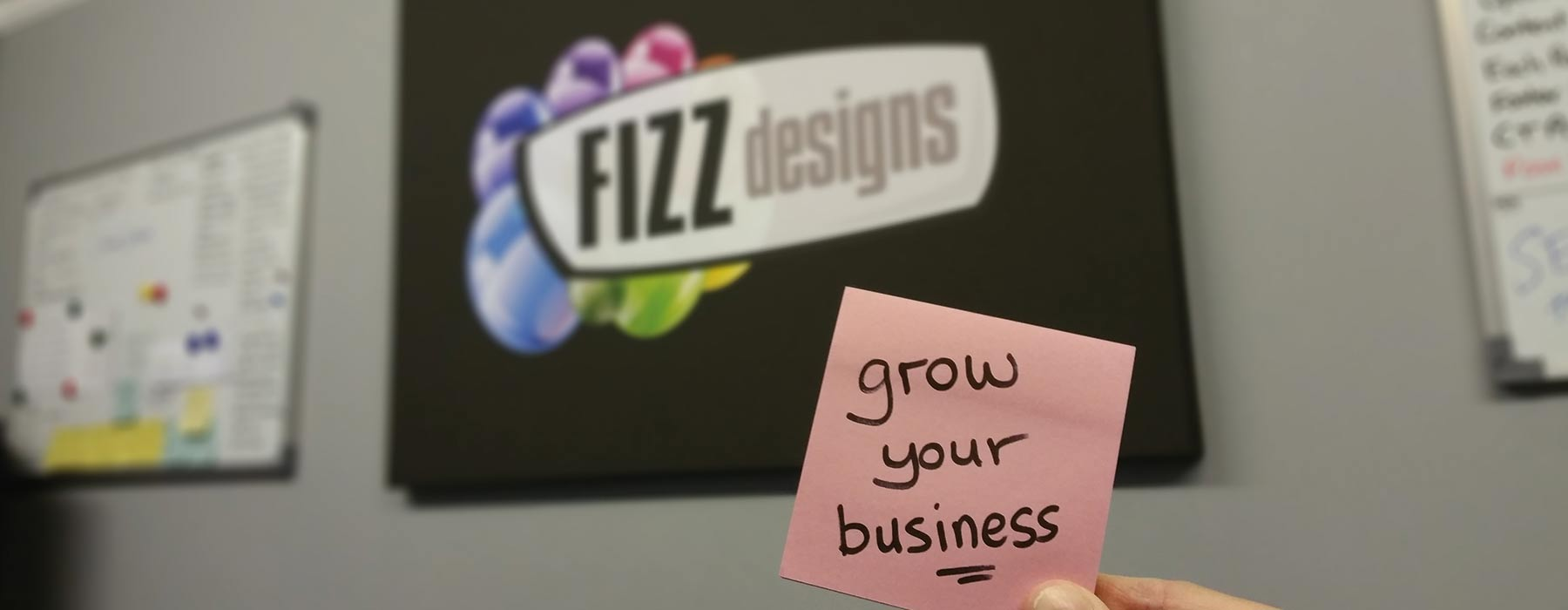 Grow Your Business Online with FIZZ strategies