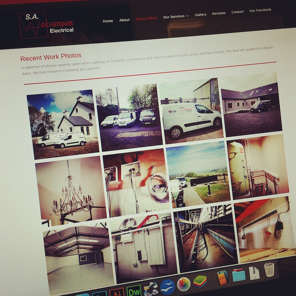 Add Photos to your Website from Smartphone