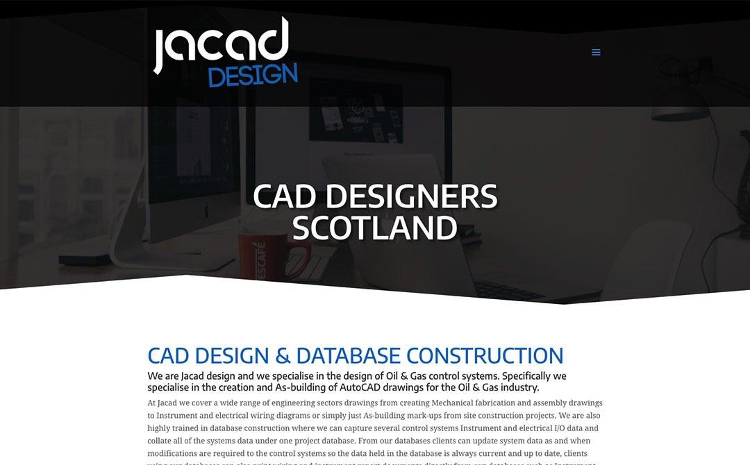 Jacad Designs - Web Designers in Aberdeen